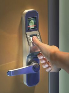 Biometric Locks - Waco Locksmith Pros